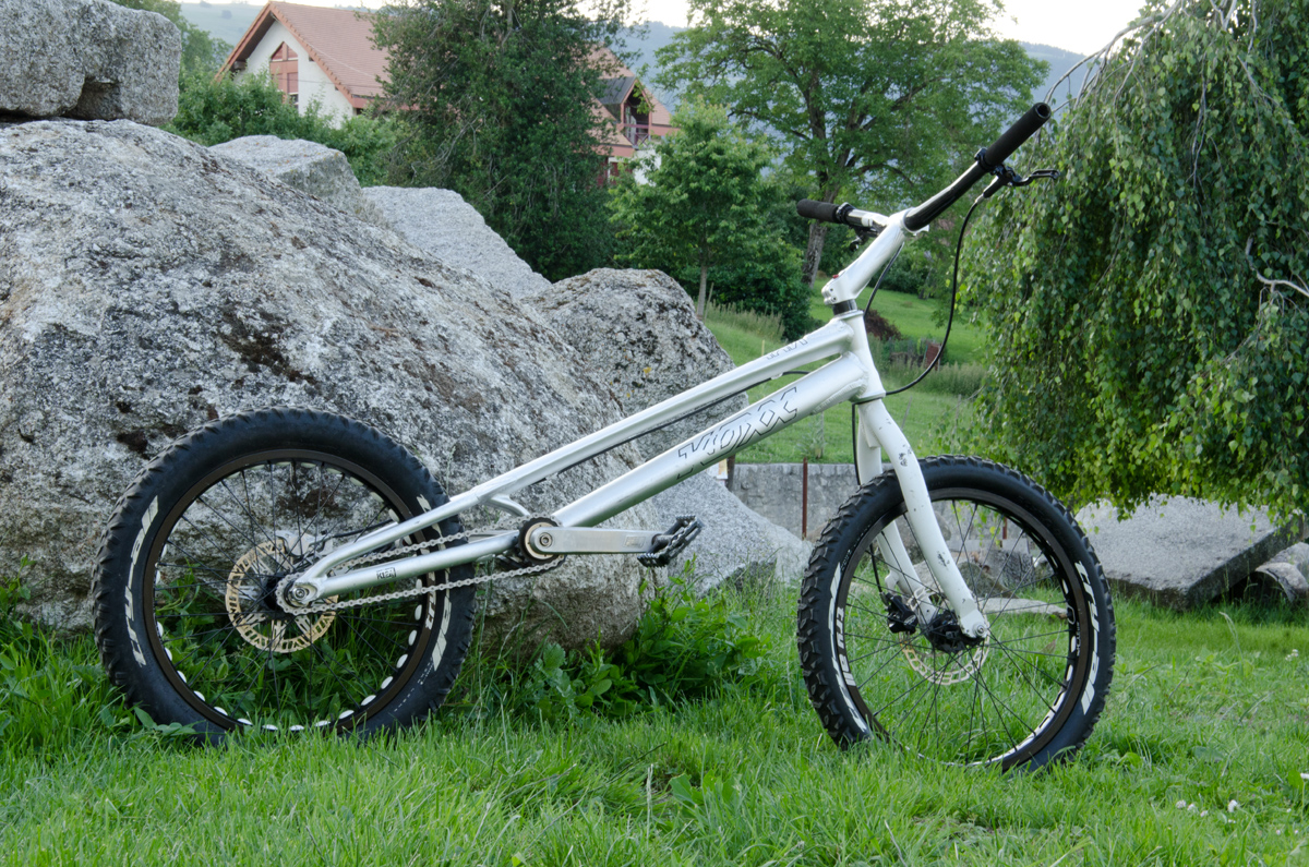 koxx sky 20 a vendre j r me chapuis pro trials rider. Black Bedroom Furniture Sets. Home Design Ideas