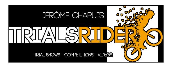 Jérôme Chapuis Pro Trials Rider